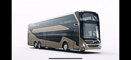 Volvo double decker bus - 9700...